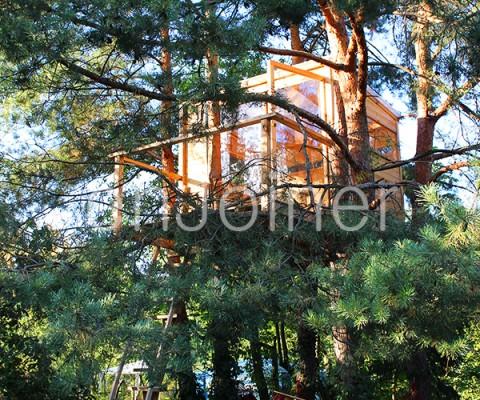 Domek na drzewie enJoiner
