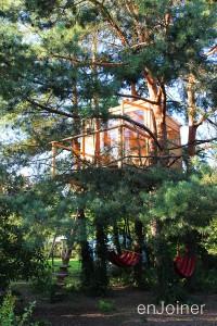 domek na drzewie 3